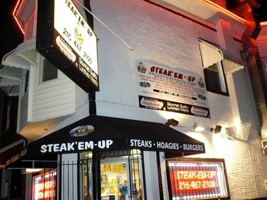 Steak 'em-Up