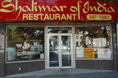 Shilimar of India Restaurant