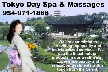 Tokyo Day Spa &amp; Massages