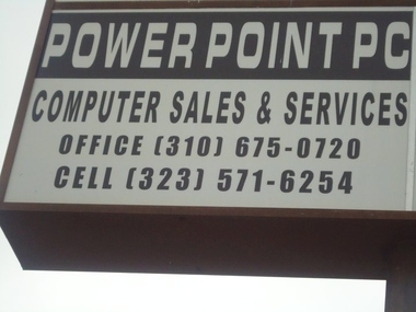 Power Point PC Laptop &amp; Desktop Repair-310-675-0720