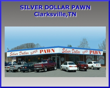 Silver Dollar Pawn Shop