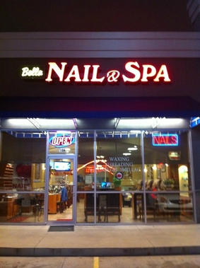 Luxury Nails &amp; Spa