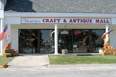 Homespun Craft &amp; Antique Mall