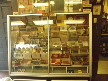 Carrousel Keyer Tobacco Shoppe