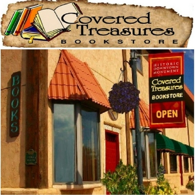 Covered Treasures Bookstore