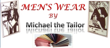 Mens Wear-Michael The Tailor