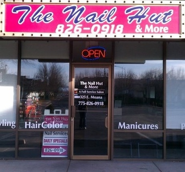 The Nail Hut & More