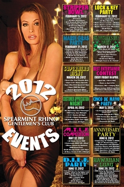 Spearmint Rhino Gentlemens