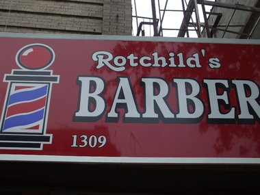 Rothchilds Barber Shop