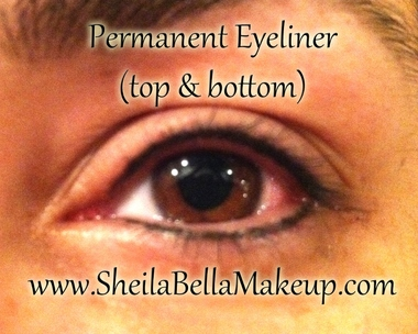 Sheila Bella Permanent Makeup