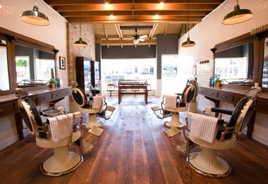 Baxter Finley Barber &amp; Shop