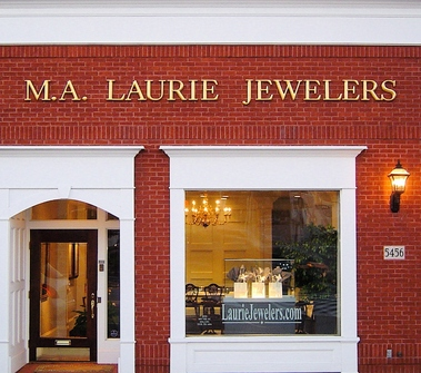 M A Laurie Jewelers Ltd