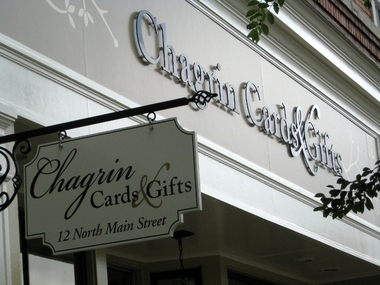Chagrin Cards & Gifts