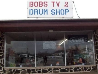 Bob&#039;s Tv &amp; Drum Shop