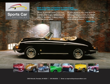 Sports Car Collision Inc