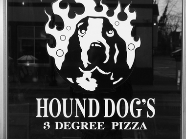 Hounddog's Three Degree Pizza