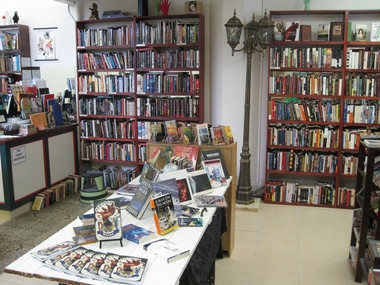 The Green Hand Bookshop
