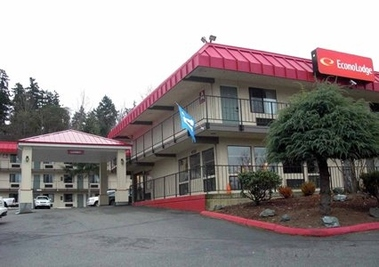 Econo Lodge Near Bellevue Square Renton