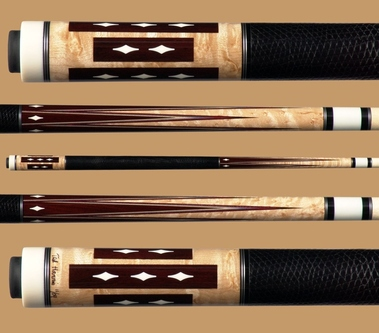Ted Harris Custom Cues & Repairs