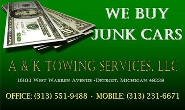 A & K Towing Services