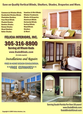 Felicia Interiors Blinds