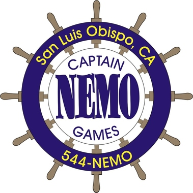 Captain Nemo Games & Comics