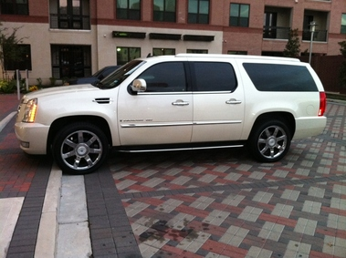 Houston&#039;s Executive Limo Link