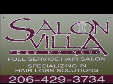 Salon Villa/Omega Hair Systems