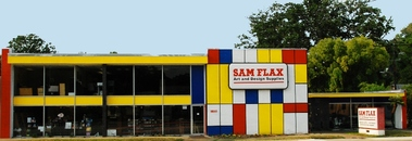 Sam Flax Art & Design Store