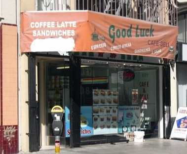 Good Luck Cafe &amp; Deli 1