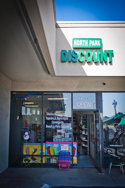 North Park Discounts