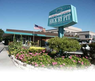 The Original Hickory Pit