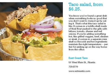 East Coast Taco