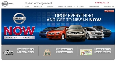 Nissan of Bergenfield
