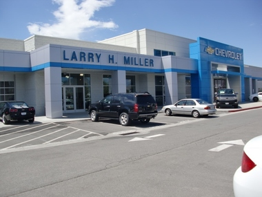 Larry H. Miller Chevrolet Murray