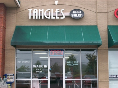 Tangles Hair Salon
