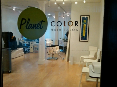 Planter Color Hair Salon
