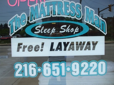 Mattress Man Sleep Shop