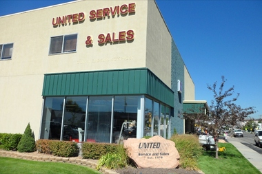 United Service &amp; Sales