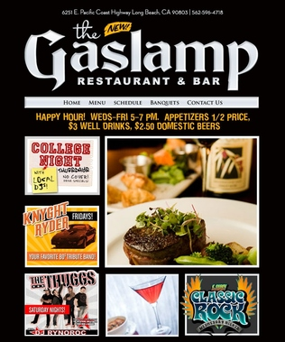 Gaslamp Restaurant & Bar