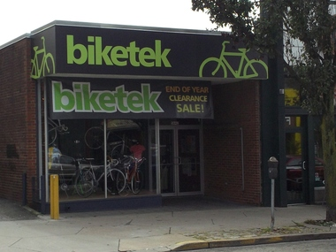 Biketek Pittsburgh