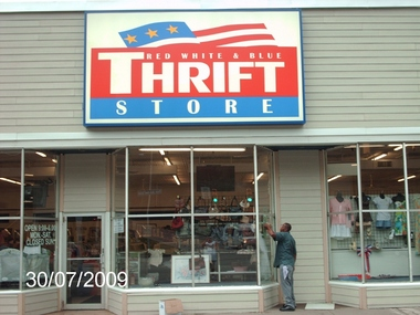 Red White & Blue Thrift Store