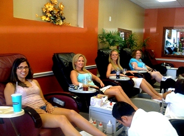 Stoneoak Nails & Spa