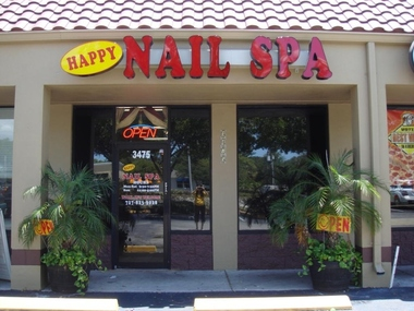 Happy Nail Spa