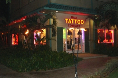 Maui Tattoo Company
