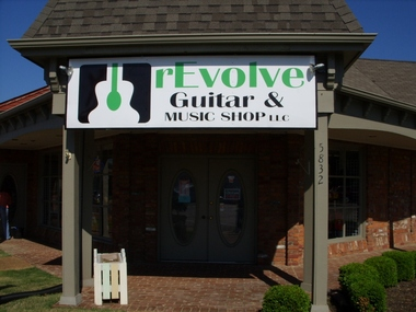 Revolve Guitar &amp; Music Shop