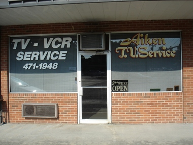 Aiken TV &amp; VCR Service