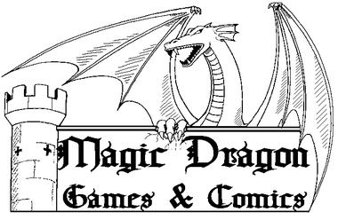 Magic Dragon Games