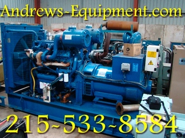 Andrews Equipment Co.