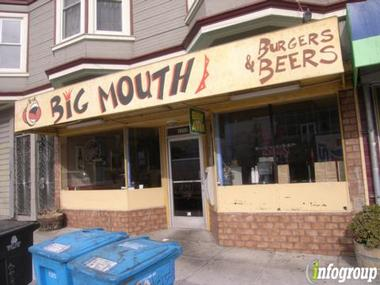 Mega Mouth Burgers & Beers (formerly Big Mouth Burgers)